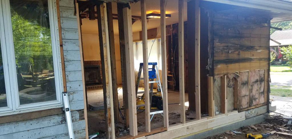 Bayport MN Framing Repair