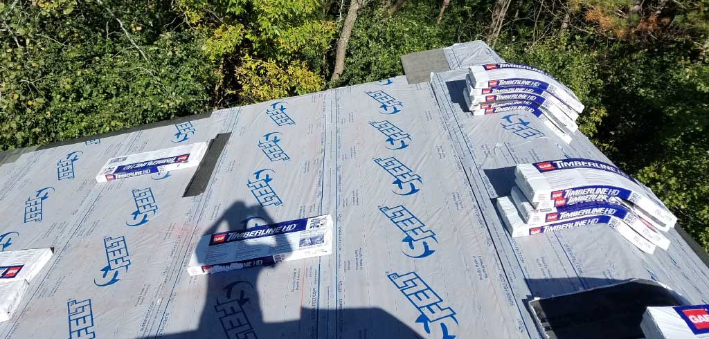 Lake Elmo Roof Shingle Replacement