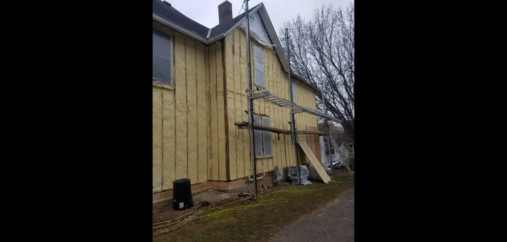 Stillwater MN Spray Foam Addition