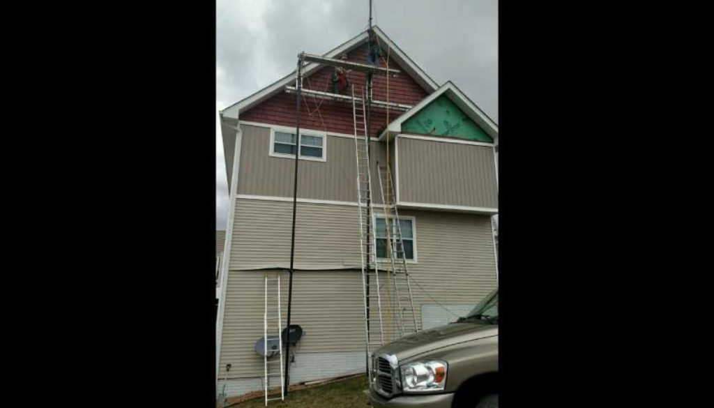 Hudson WI Home Siding Repair